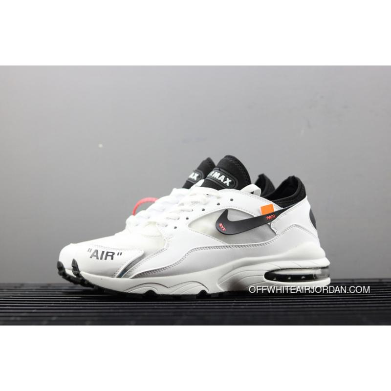 best service 02727 0a016 Off White X Off Nike Air Max 93 OG AJ3061-300 Outlet ...